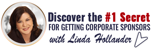 Discover your next corporate sponsor with Sponsor Concierge and Linda Hollander